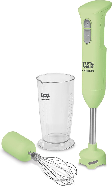 Tasty by Cuisinart Hand Blender Green 2.5