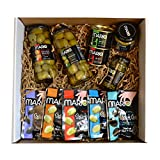 Mario Camacho Foods Spanish Collection Gift Box, Spanish Olives, 29 Ounce