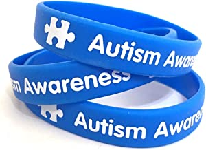 Autism Awareness Wristband for Family and Friends Share The Love Wristbands Design (3)