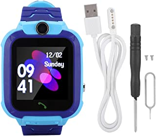 Bewinner MTK2503 New Smart Watch Bands, 128MB RAM+ 64MB ROM, Waterproof LBS Positioning Children's Watch for Android 3.0 / iOS 6.0, Support 2G SIM Card 850/900/1800/1900(Blue)