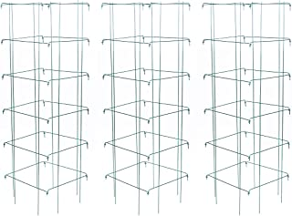 Burpee Large Heavy Gauge Tomato 3 Cages | 14