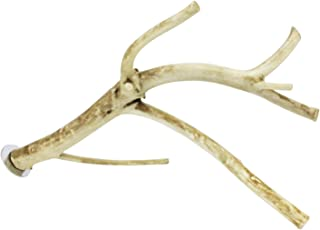 Multi-Branch Perch (Medium) - Durable Natural Climbing Branch Perch Cage Accessory - Sugar Gliders, Squirrels, Prairie Dogs, Degus, Marmosets, Monkeys, Parrots, Birds, Rats, Reptiles, Amphibians