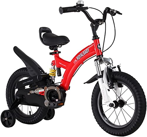 a precios asequibles Bicicleta de de de los Niños, choque doble 12 14 16 18 pulgada 3-6 años Muchachos y muchachas Cochecito de la bicicleta  100% precio garantizado