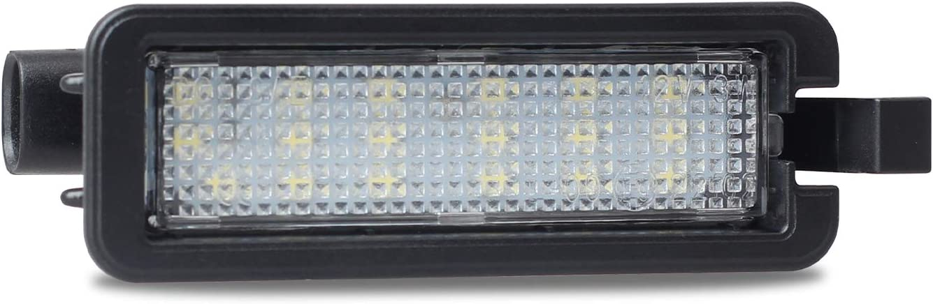 RUXIFEY Max Outlet sale feature 79% OFF LED License Plate Light Tag Lamp Replacement Compatible