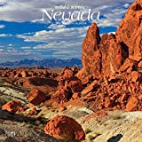 Nevada Wild & Scenic 2020 12 x 12 Inch Monthly Square Wall Calendar, USA United States of America Rocky Mountain State Nature (English, French and Spanish Edition)