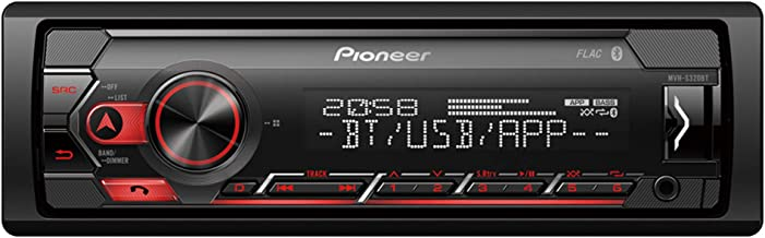 Pioneer Autorradio MVH-S320BT Bluetooth, USB, Android