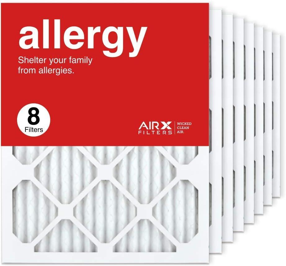 AIRx Filters 16x20x1 Store Max 46% OFF Air Filter MERV 11 Pleated Furnace HVAC AC