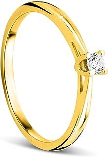 6fe109d7928b Amazon.es: Oro amarillo - Anillos / Mujer: Joyería