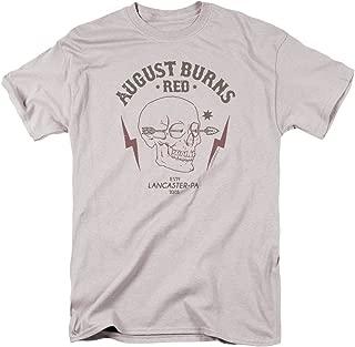 August Burns Red Arrow Skull Unisex Adult T Shirt for Men and Women