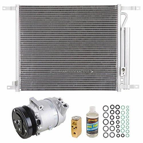 A/C Kit w/AC Compressor Condenser & Drier For Chevy Aveo & Pontiac G3 2009 2010 2011 - BuyAutoParts 60-80536R6 New