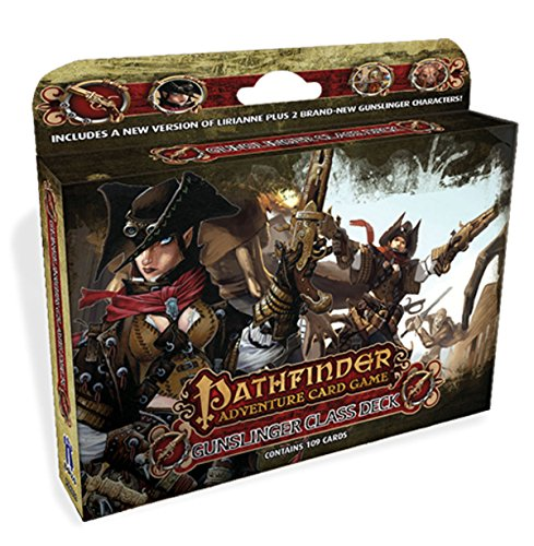 Pathfinder Adventure Card Game: Gunslinger Class