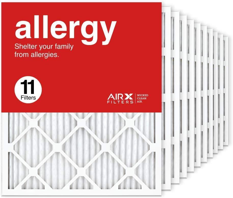 AIRx Filters 20x24x1 Air Award Filter MERV Furnace AC Pleated HVAC Over item handling 11