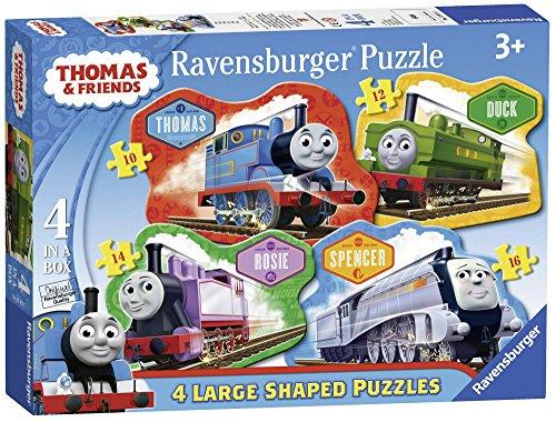 Thomas & Friends   Paquete de 4 Puzzles de Suelo ( 07078 7)