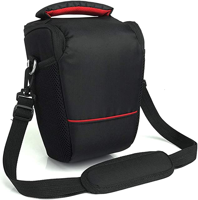 Funda para cámara réflex digital Canon EOS 4000D M50 M6 200D 1300D 1200D 1500D 77D 800D 80D Nikon D3400 D5300 760D 750D 700D 600D 550D