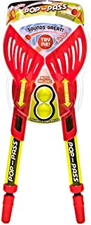 Hog Wild Pop and Pass Outdoor Game - Toss and Catch Foam Balls with The Launcher - Award-Winning Active Play - Includes 2 Launchers & 3 Foam Balls - Ages 6+
