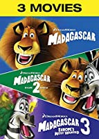 Madagascar Collection w/ Icons Oring