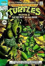 Teenage Mutant Ninja Turtles Movie II the Secret of the Ooze Comic Summer 1991 (Summer 1991)