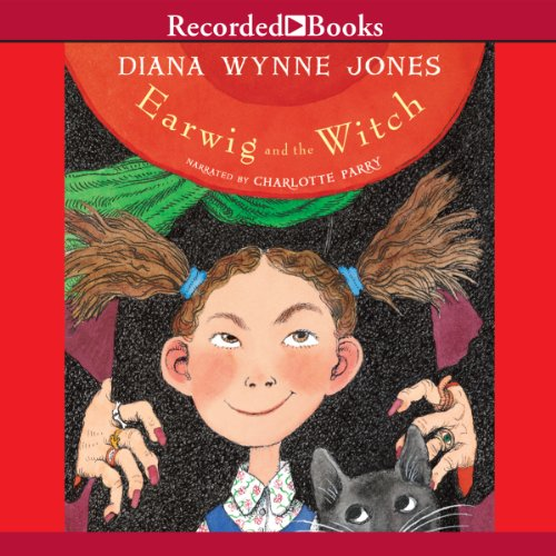Earwig and the Witch Audiobook By Diana Wynne Jones cover art