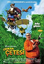 Over the Hedge Movie Poster (27 x 40 Inches - 69cm x 102cm) (2006) Turkish -(Bruce Willis)(Garry Shandling)(Steve Carell)(Shane Baumel)(Thomas Haden Church)