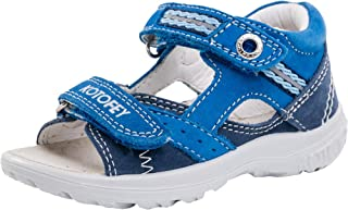 Kotofey Boys Blue Sandals 122078-22 Genuine Leather Sandals