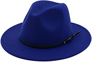 Best royal blue felt hat Reviews