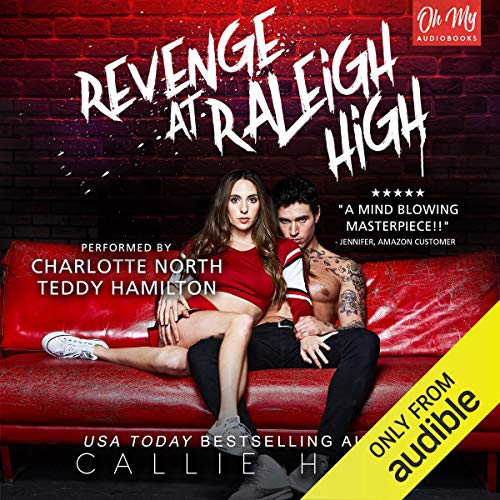 Revenge at Raleigh High cover art