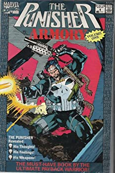 Comic The Punisher Armory #1 (Volume 1) Book