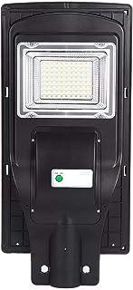 ZKS-KS LED 80W Solar Powered Wall Street Light PIR Motion Outdoor Garden Lamp LED Solar Lights Wall Lamp