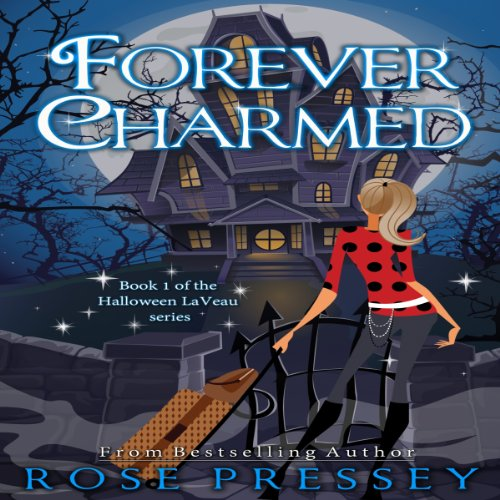 Forever Charmed audiobook cover art
