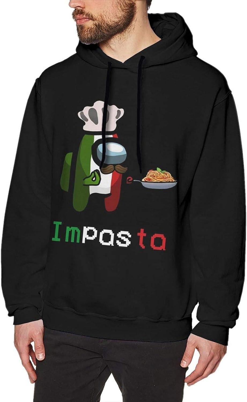 Kids Among Us Imposter Gamer Funny Hoodie Sweatshirt Long Sleeve Pullover Tops