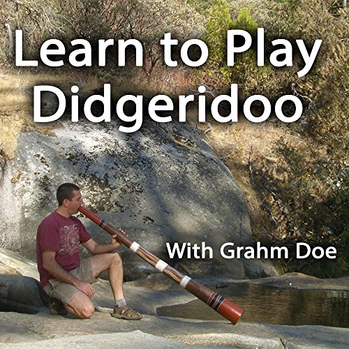 How to play the Didgeridoo with Grahm Doe. Learn about the didgeridoo and how to play one. Includes many in depth didgeridoo exercises and playing methods. Excellent for beginners and intermediate players.