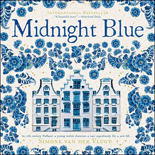 Midnight Blue audiobook cover art