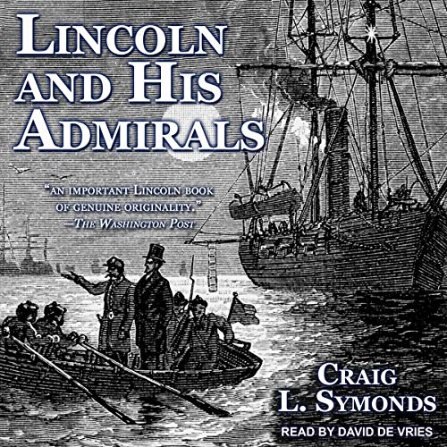 Lincoln and His Admirals cover art