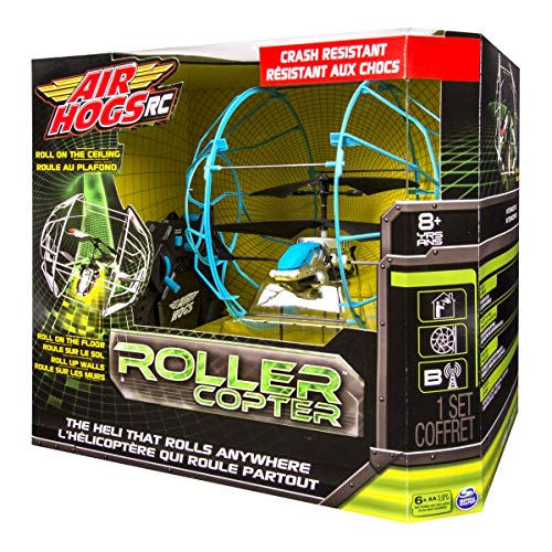 Air Hogs RollerCopter (Colours May Vary)