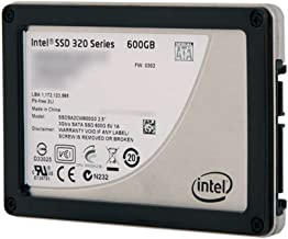 Intel 320 Series 600 GB SATA 2.5-Inch Solid-State Drive SSDSA2CW600G310