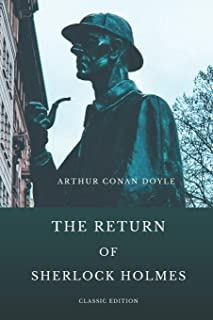 The Return of Sherlock Holmes: Annotated
