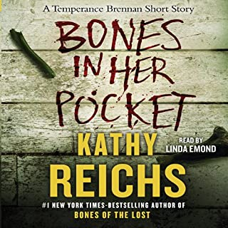 Bones in Her Pocket audiobook cover art