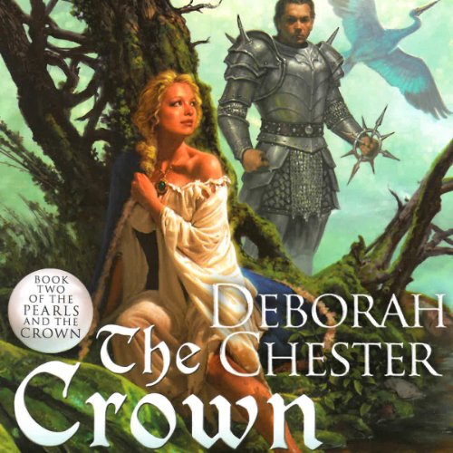 The Crown Audiobook By Deborah Chester cover art