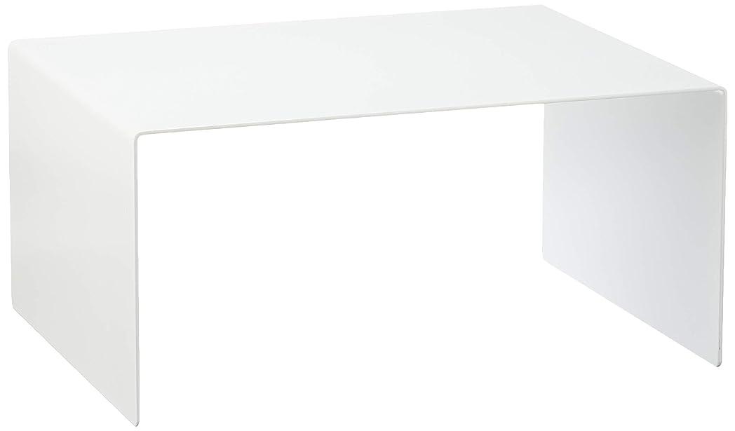 サラミスポンジ溶接ビーワーススタイル キッチンラック ホワイト 29.5×22×14cm SS-310187