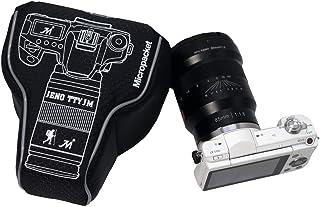 Zakao - Funda para cámara Nikon D3500 sin Espejo para Nikon D3400 D3500 con Lente de 18-55 mm J5 10-100 mm Z6 Z7 24-70 mm