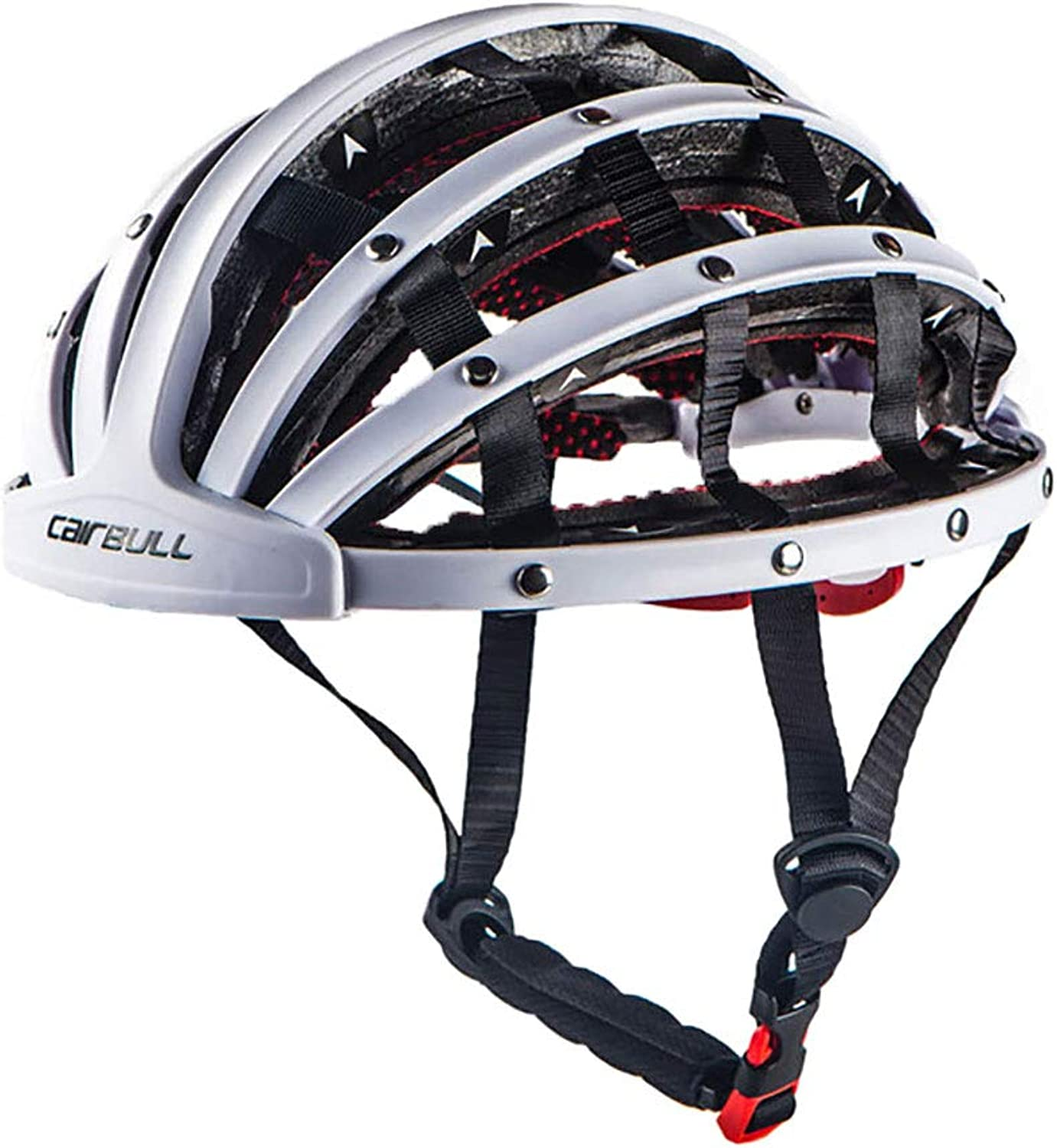 ZKxl8ca Ultralight Safety Cycling Helmet Foldable Mountain Road Bike Outdoor Breathable