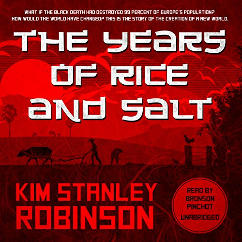 The Years of Rice and Salt Titelbild