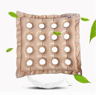 Air Inflatable Cushion Cojín De Asiento para El Hogar Médico Cojín Inflable Silla De Ruedas Cuadrado Redondo Anti-Hemorroides Masaje De Nalgas Masaje Prevención De Úlceras De Cama