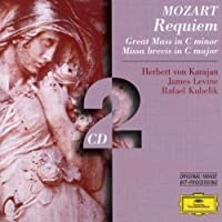 Requiem K 626 Great in C Minor Missa Brevis by TOMOWA-SINTOW / BALTSA / BERLIN PHIL ORCH / KARAJAN (1998-10-05)