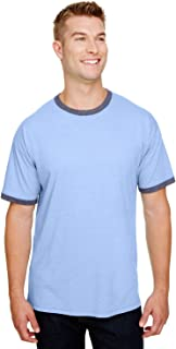 Champion Mens Triblend Ringer T-Shirt (CP65)