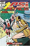 Psi-Force #25 November 1988
