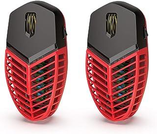 T-Raputa Lámpara Antimosquitos,Lámpara de Mosquito eléctrica UV,Puede Eliminar eficazmente Rat...