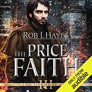 The Price of Faith audiobook cover art