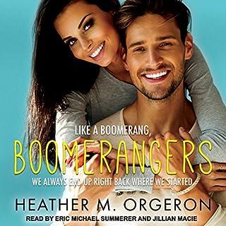 Boomerangers cover art