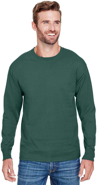 Champion Long-Sleeve Ringspun T-Shirt (CP15)